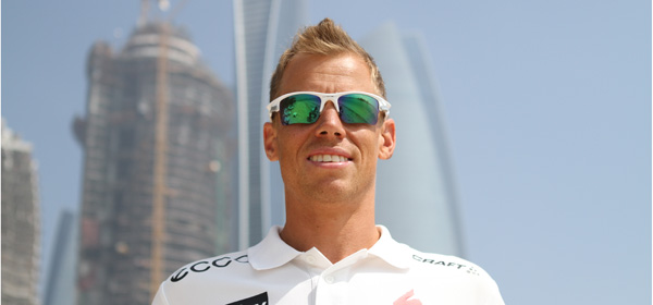 En direct d'Abu Dhabi : interview de Rasmus Henning