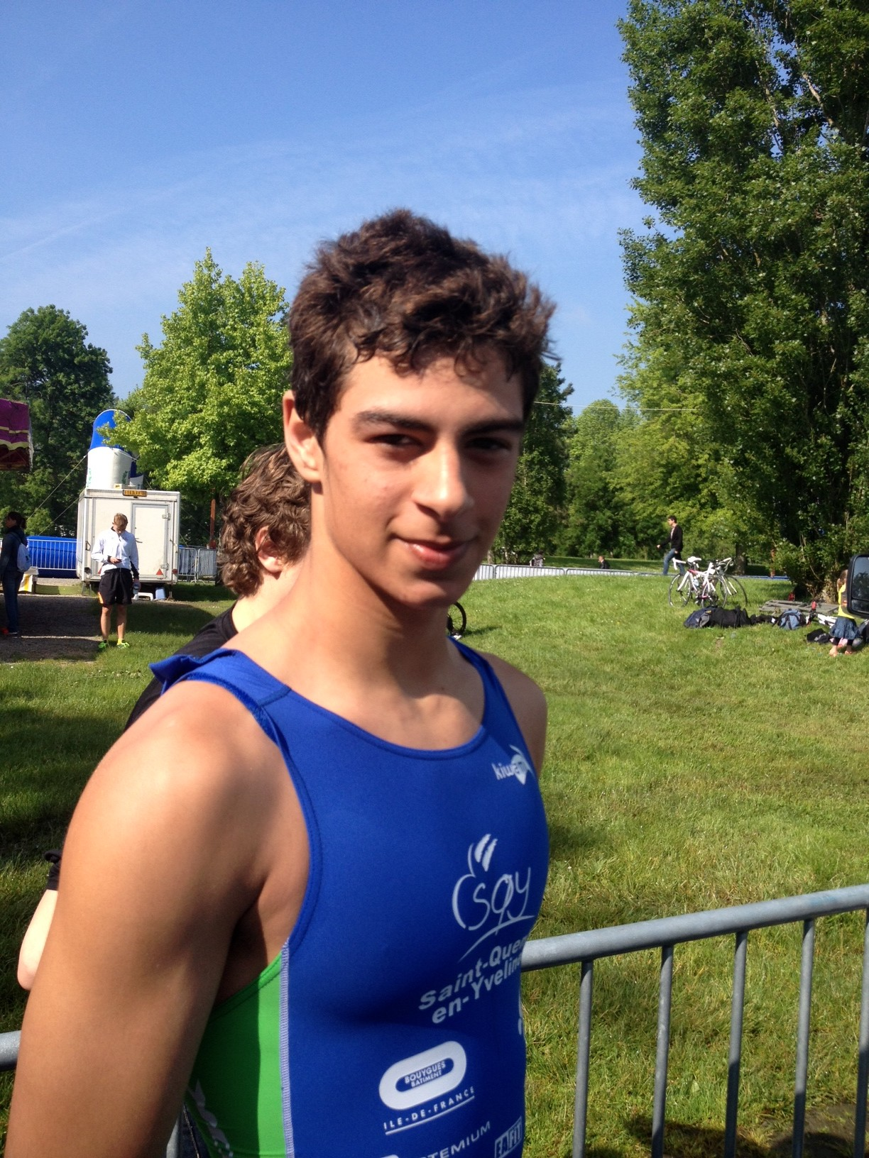 En direct des championnats de France jeunes :  Alan Brachet, champion de France minime