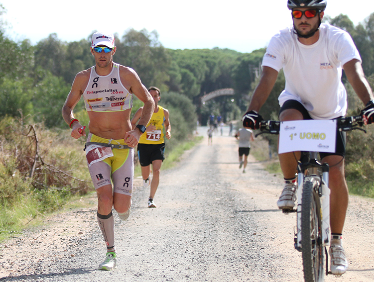 Cannes international triathlon : De Gasperi va se frotter à Van Lierde