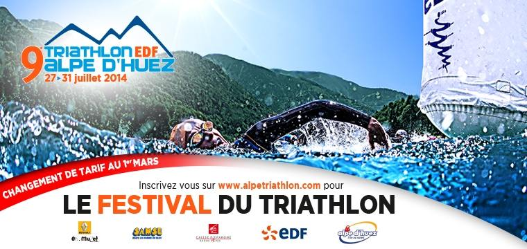 Triathlon International de L'Alpe d'Huez: Plan d'entraînement