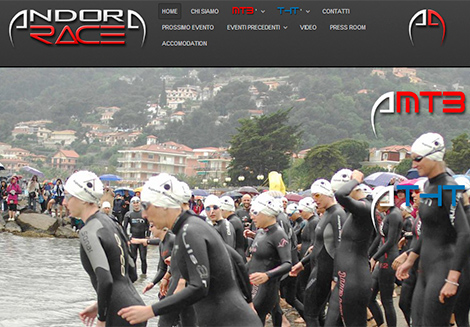 Participez à un grand classique italien : l'Andora Triathlon