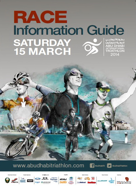 Abu Dhabi International Triathlon 2014 : Le programme