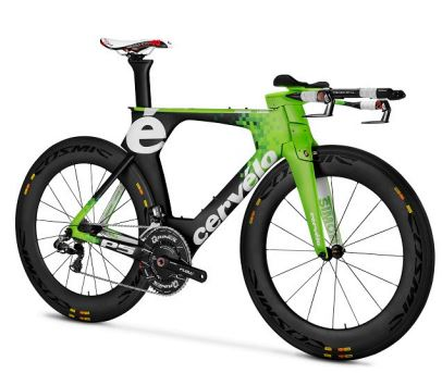 Video Frederik Van Lierde new P5 Cervelo