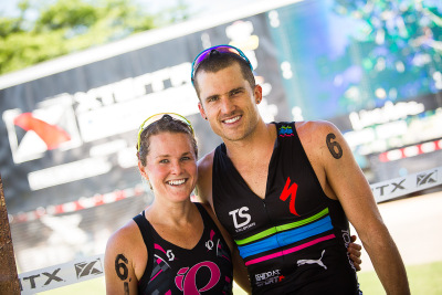 Hugo, Duffy remportent le championnat US de triathlon Cross