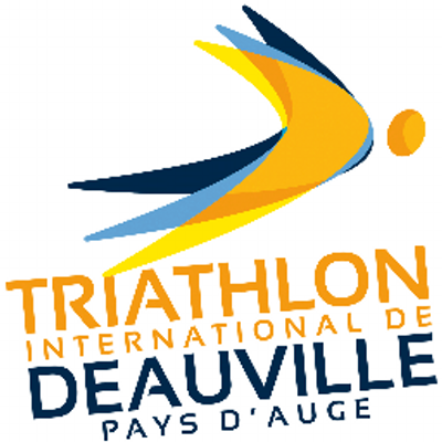 A J-10 du Triathlon International de Deauville