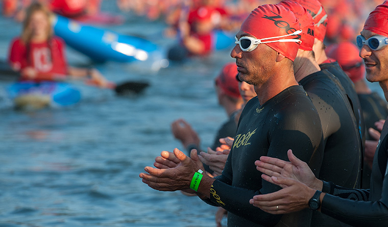 IRONMAN Francfort – Championnat d'Europe: la start list