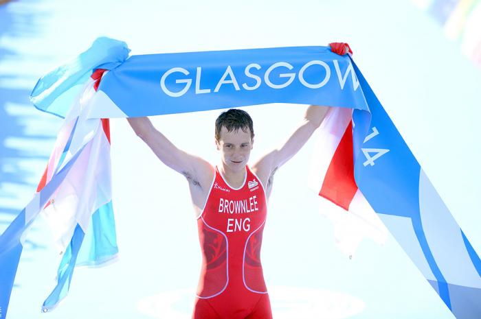 Triathlon Jeux du Commonwealth à Glasgow: VIDEO