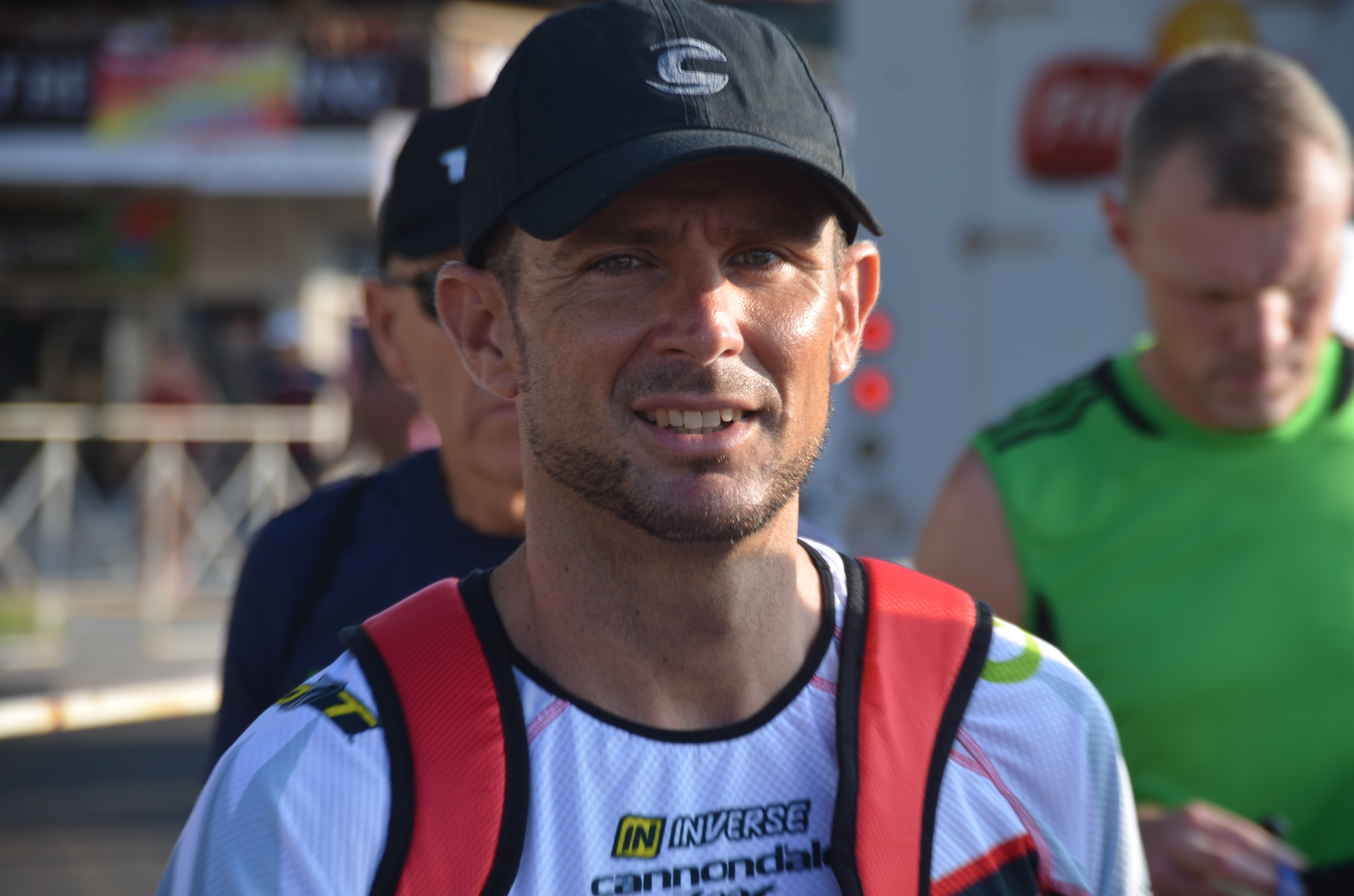 KONA 2014: Interview Victor del Corral