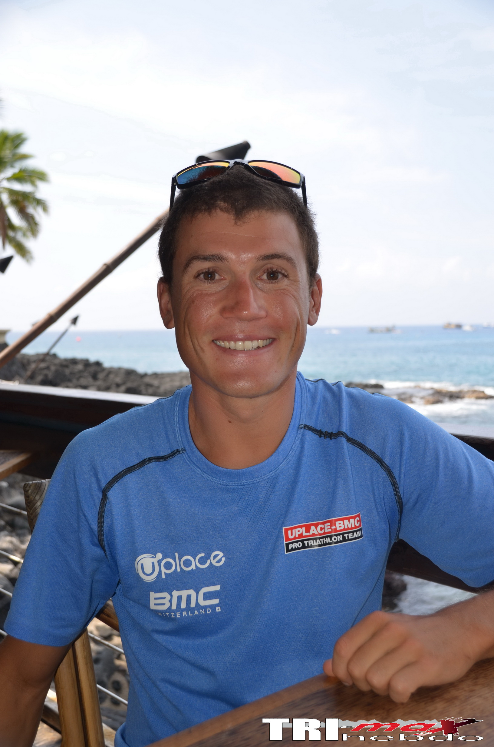 KONA 2014: l'interview de Romain Guillaume