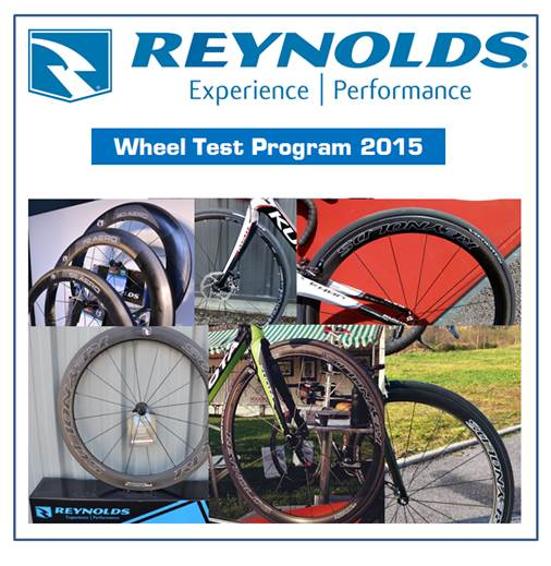 Reynolds Wheel Test Program 2015‏