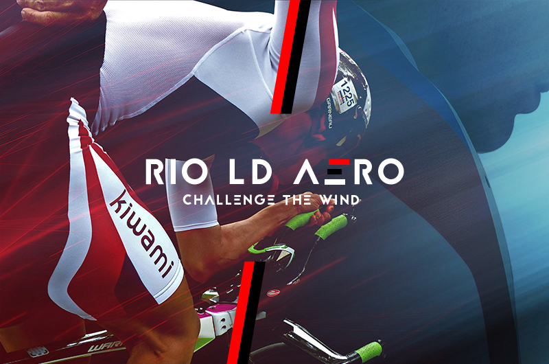 KIWAMI : Rio LD aero : challenge the wind‏ !