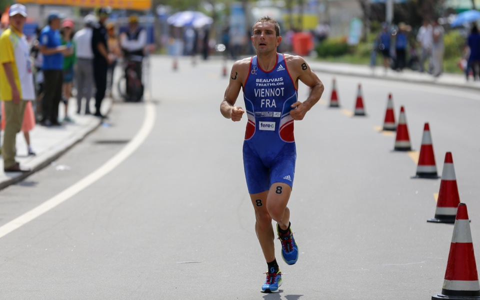 Cyril VIENNOT … CHAMPION DU MONDE LONGUE DISTANCE ITU !