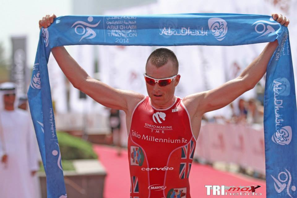 Ironman Francfort: Interview Tyler Butterfield