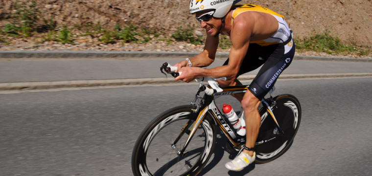 TRIATHLON ALPE D'HUEZ : INTERVIEW EXCLUSIVE DE MATHIAS HECHT !