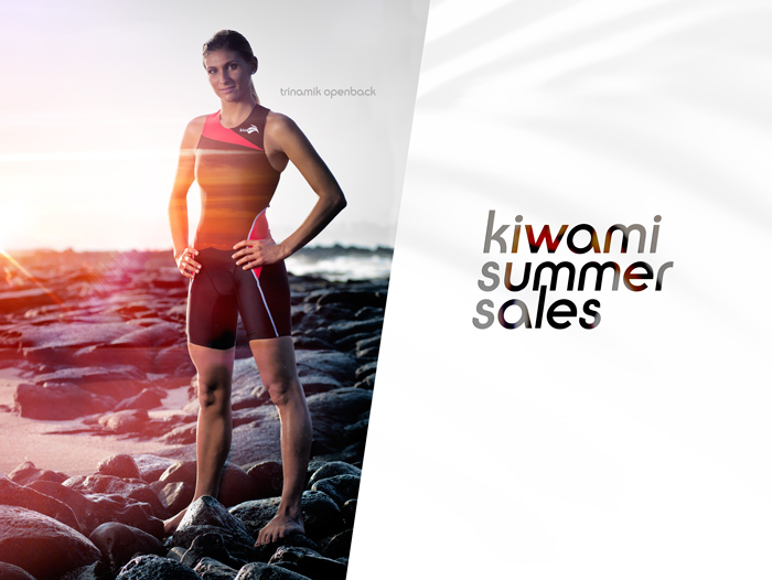 Kiwami Summer Sales‏
