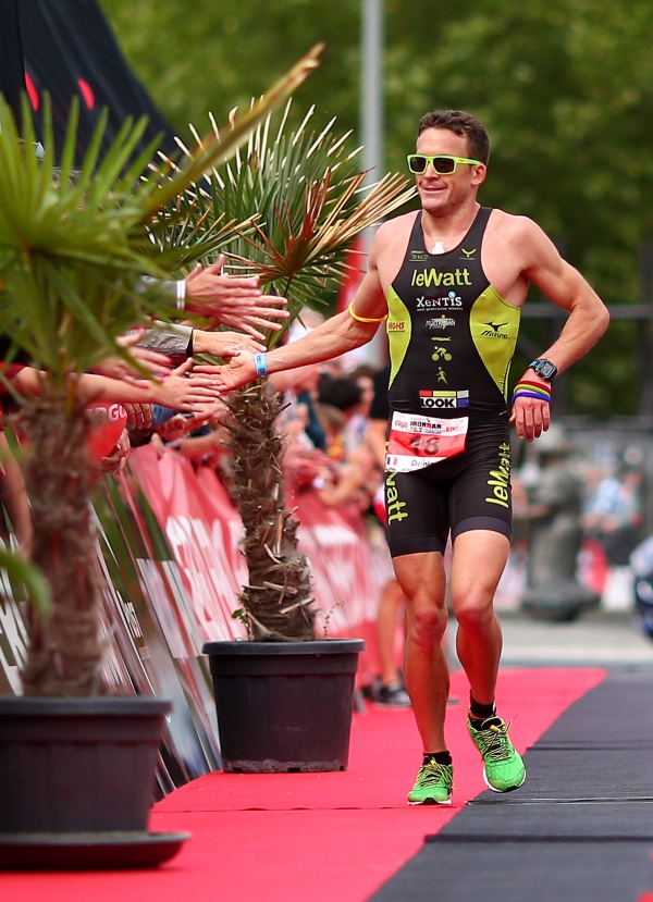 IRONMAN UK: 5ème… Denis dans l'attente !