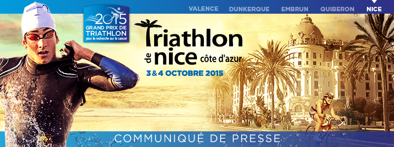 Intempéries Alpes Maritimes : annulation de la course grand public du Triathlon de Nice Côte d'Azur et de ETU Triathlon European Clubs Championships‏