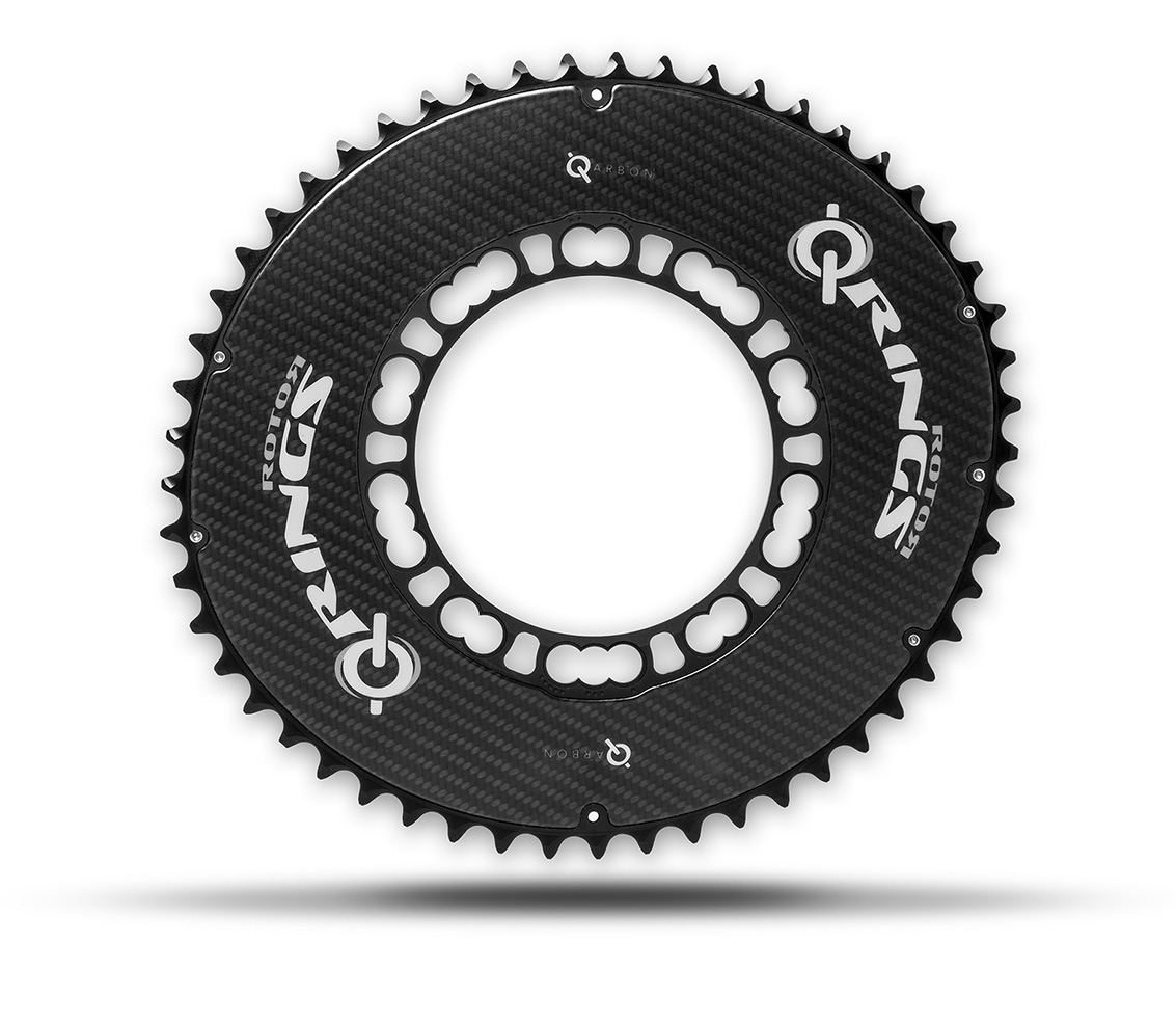 ROTOR to show off new Qarbon and 1x for road Q-Rings at Interbike
