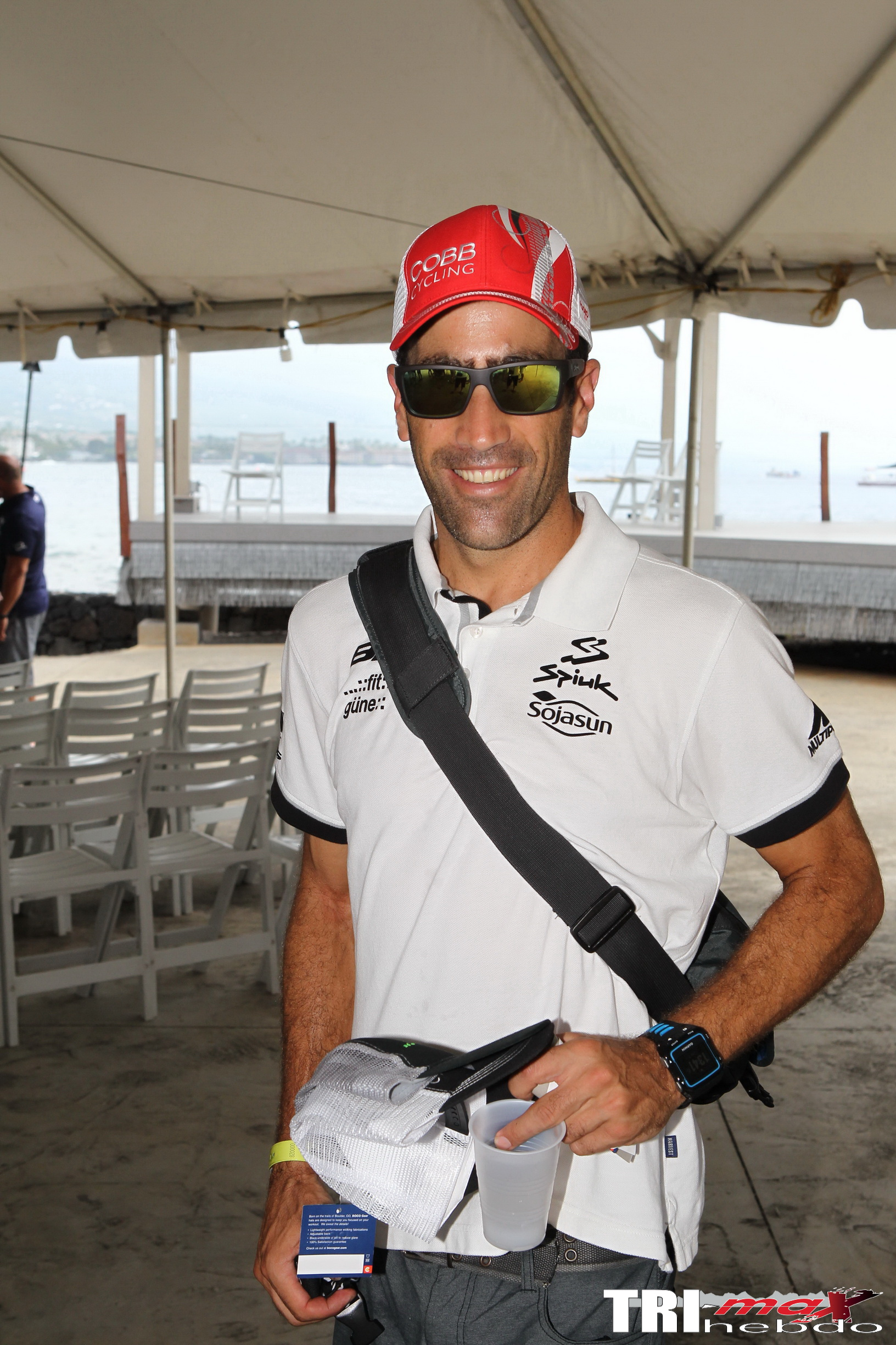 KONA 2015: Interview Eneko Llanos