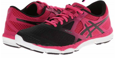 TEST MATERIEL : Chaussure 33DFA by Asics