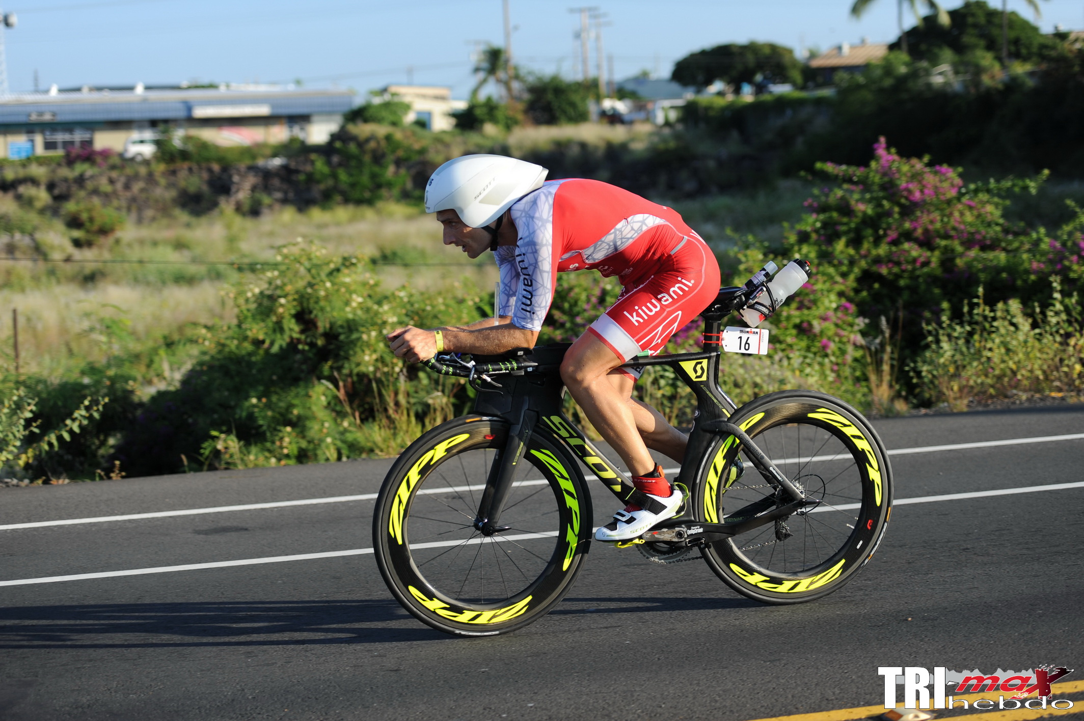 IRONMAN WORLD CHAMPIONSHIP HAWAI: La confirmation de Cyril VIENNOT dans le TOP 6 mondial‏
