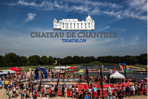 25% pour le Triathlon de Chantilly 2016‏