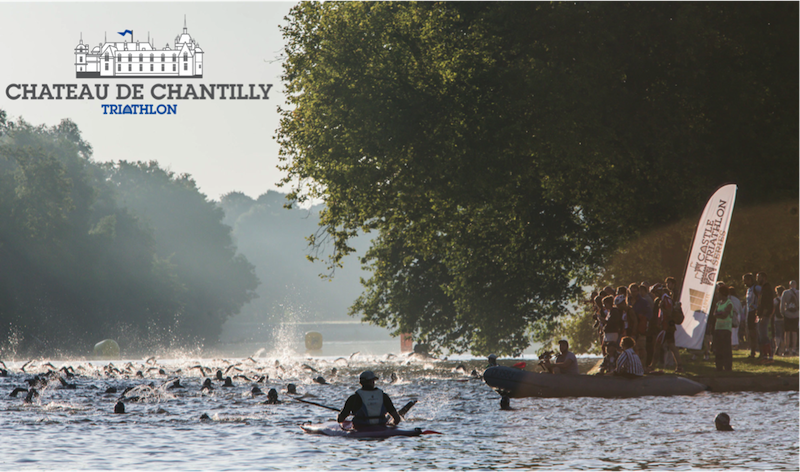 15% pour le Triathlon de Chantilly 2016‏