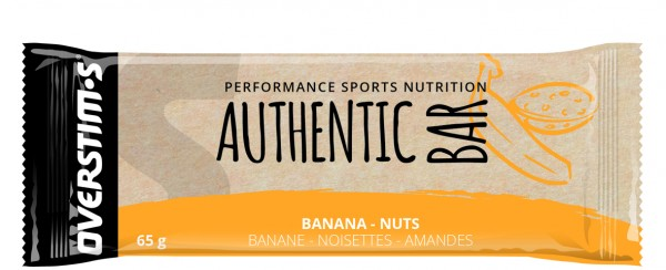 Overtsim.s Authentic Bar Banana Nuts