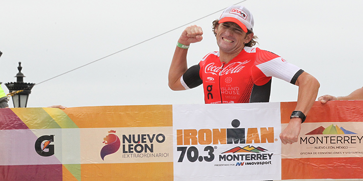 Tim Don et Heather Wurtele remportent l'Ironman 70.3 de Monterrey