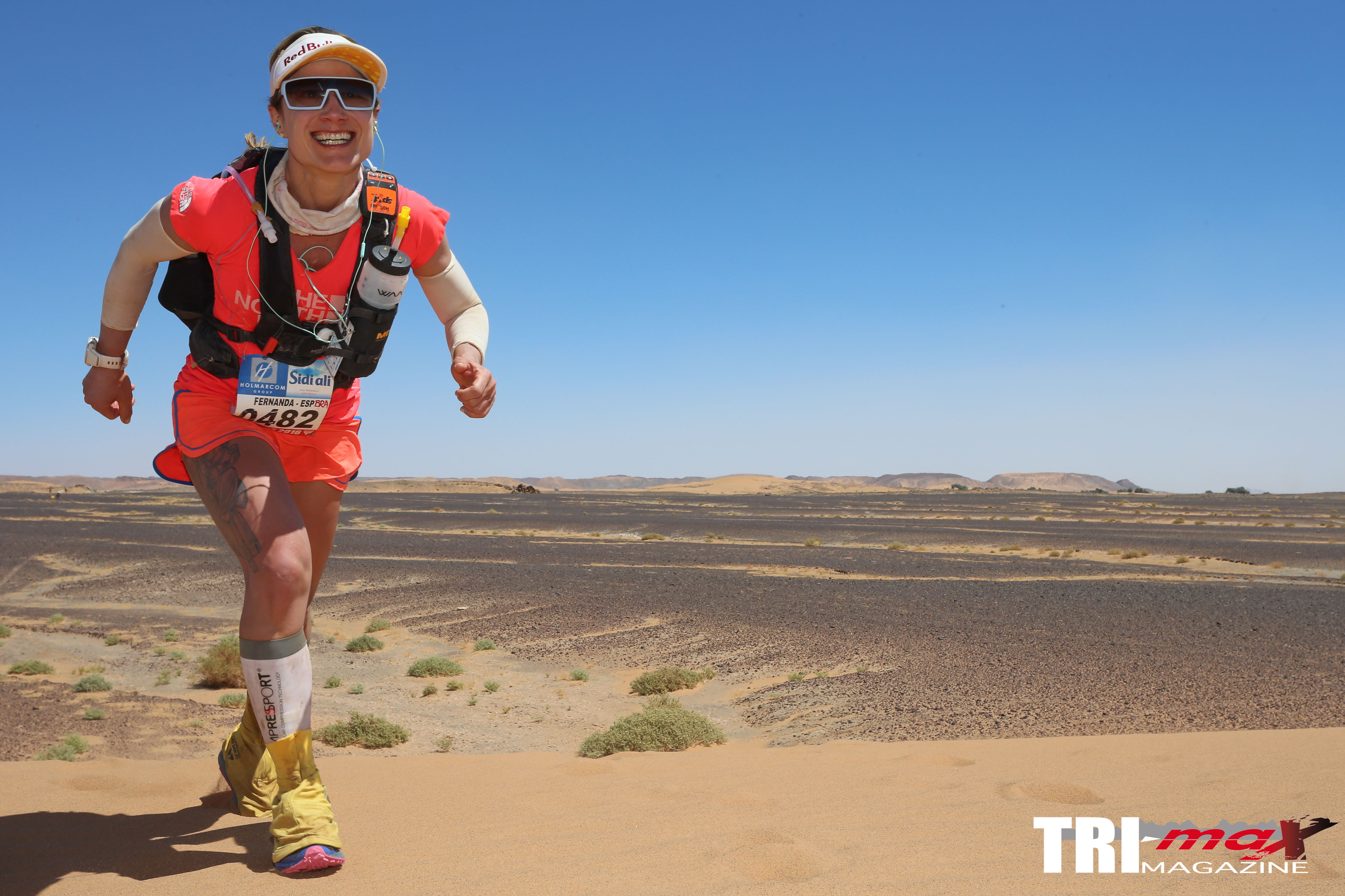 La gazette du MARATHON DES SABLES – 12 avril‏