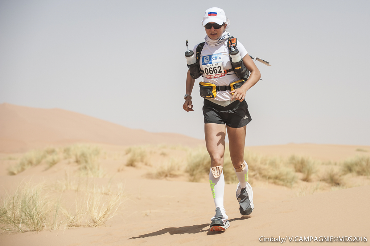 La gazette du MARATHON DES SABLES – mini CP du 13 avril‏