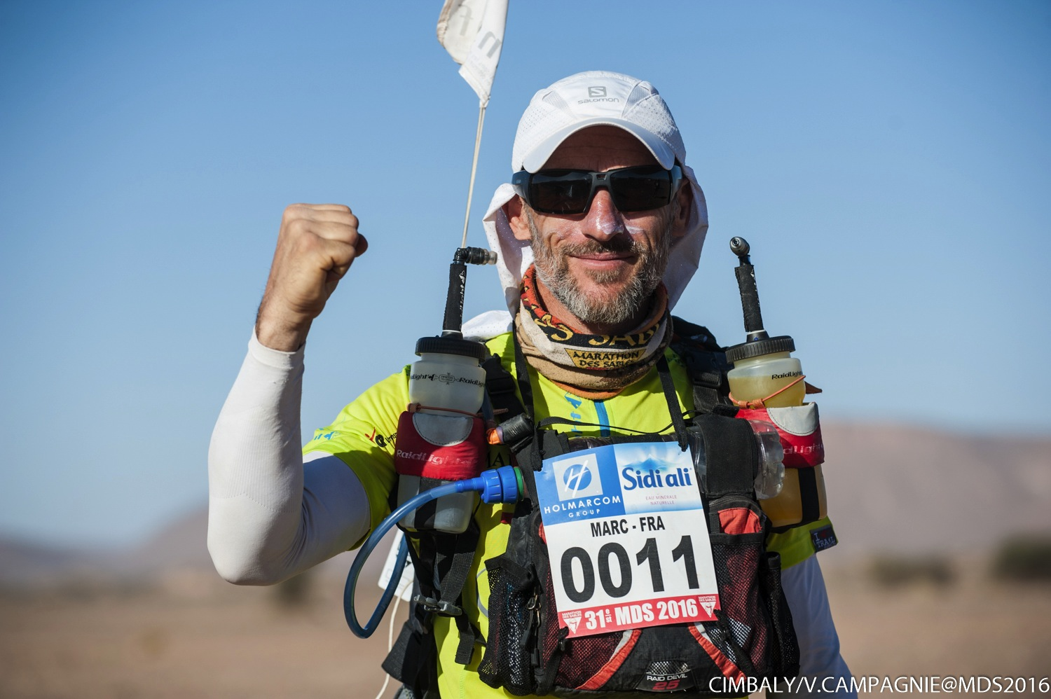 LA GAZETTE DU MARATHON DES SABLES – 15 avril‏