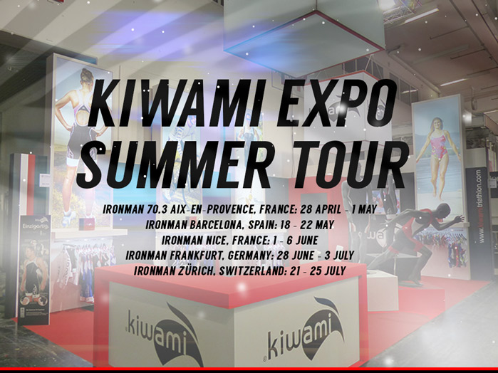 Meet the Kiwami team at the following expos !‏