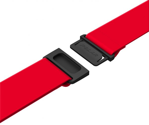 POLAR - Red_softstrap_H7 - 69.90e