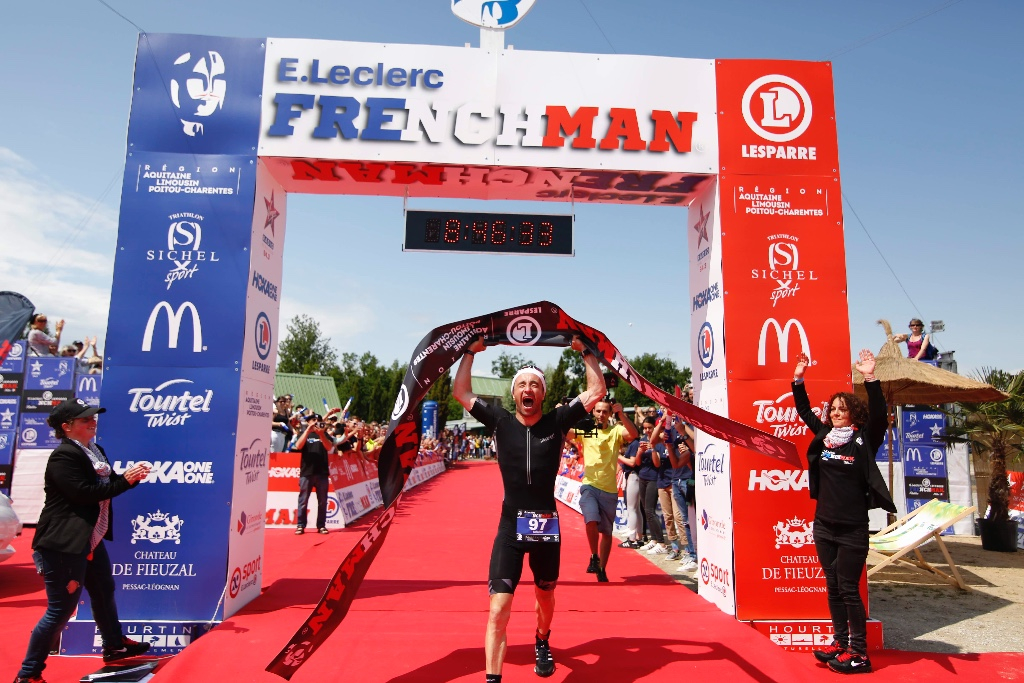 FREDERIC DURAND REMPORTE LE E.LECLERC FRENCHMAN A HOURTIN