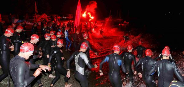 Start at 5.30 am of the swim