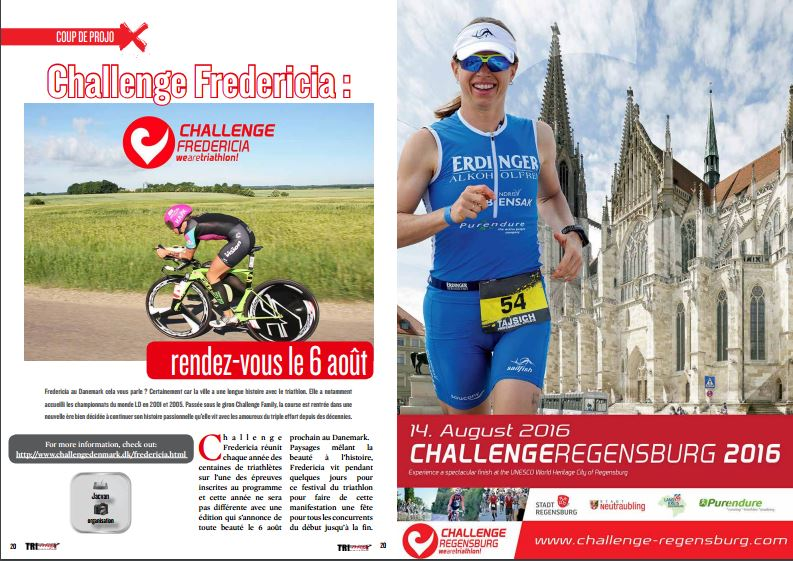 CHALLENGE FREDERICIA
