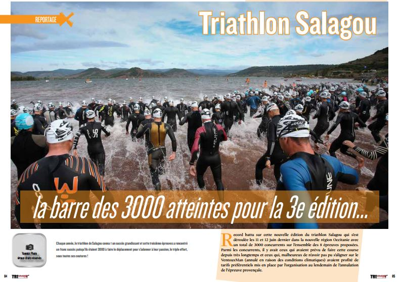 TRIATHLON SALAGOU