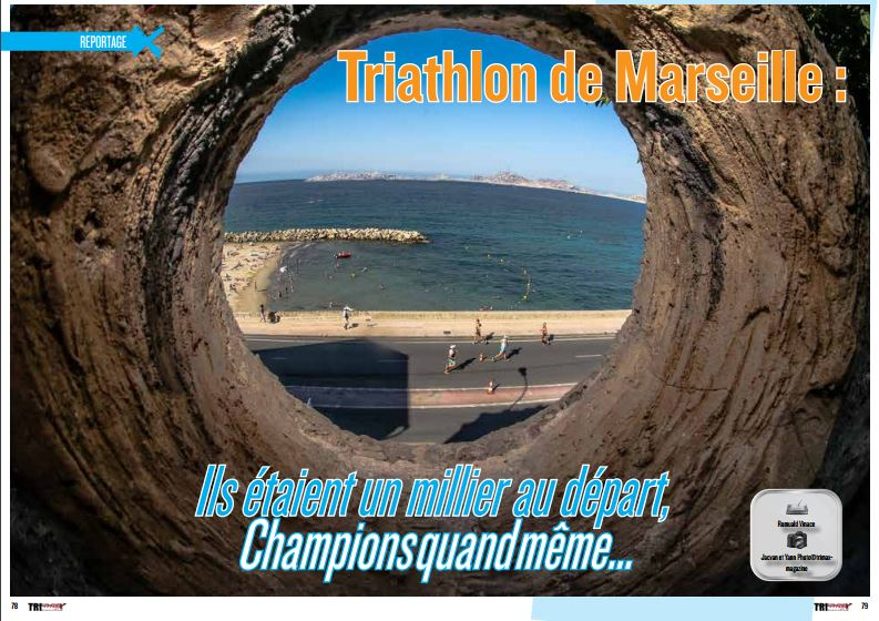 TRIATHLON MARSEILLE