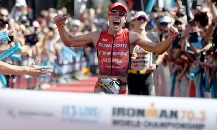 Reed et Lawrence champions du Monde Ironman 70.3