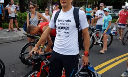 News Cyril VIENNOT : IRONMAN World Championship H-5