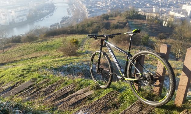 F-SI Carbon 4 by Cannondale