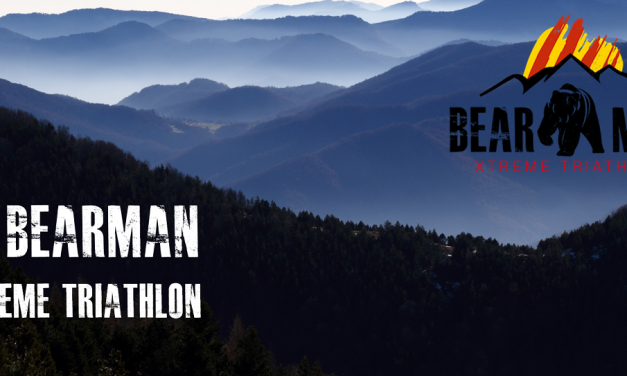 BEARMAN, XTREME TRIATHLON made in France