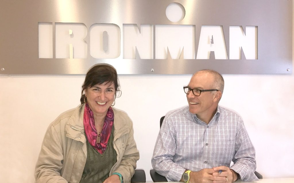 IRONMAN ET L'INTERNATIONAL TRIATHLON UNION EN ACCORD POUR UN PARTENARIAT HISTORIQUE DANS LE BUT DE DÉVELOPPER LE TRIATHLON