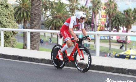 News Cyril VIENNOT : IRONMAN New Zealand …1er objectif de l'année