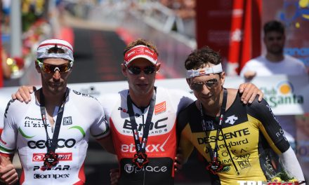 Ironman Lanzarote 2017: Victoire de Bart Aernouts et Lucy Charles