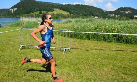 XTerra : Riou touche presque au but