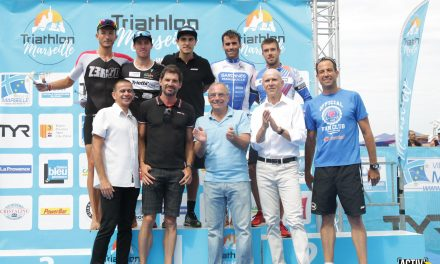 Triathlon de Marseille : Intraitable, Anthony Pujades double la mise