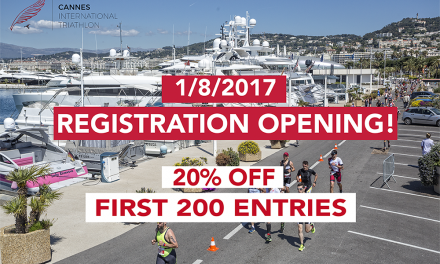 Polar Cannes International Triathlon 2018