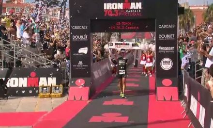 News Denis CHEVROT : Victoire IRONMAN 70.3 Cascais (Portugal)